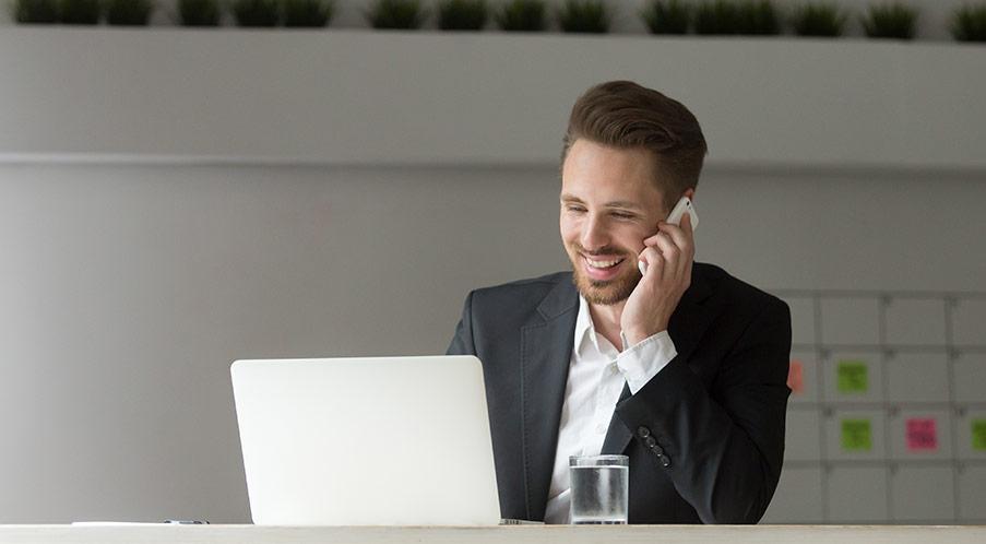 Outsourcing för bättre siffror